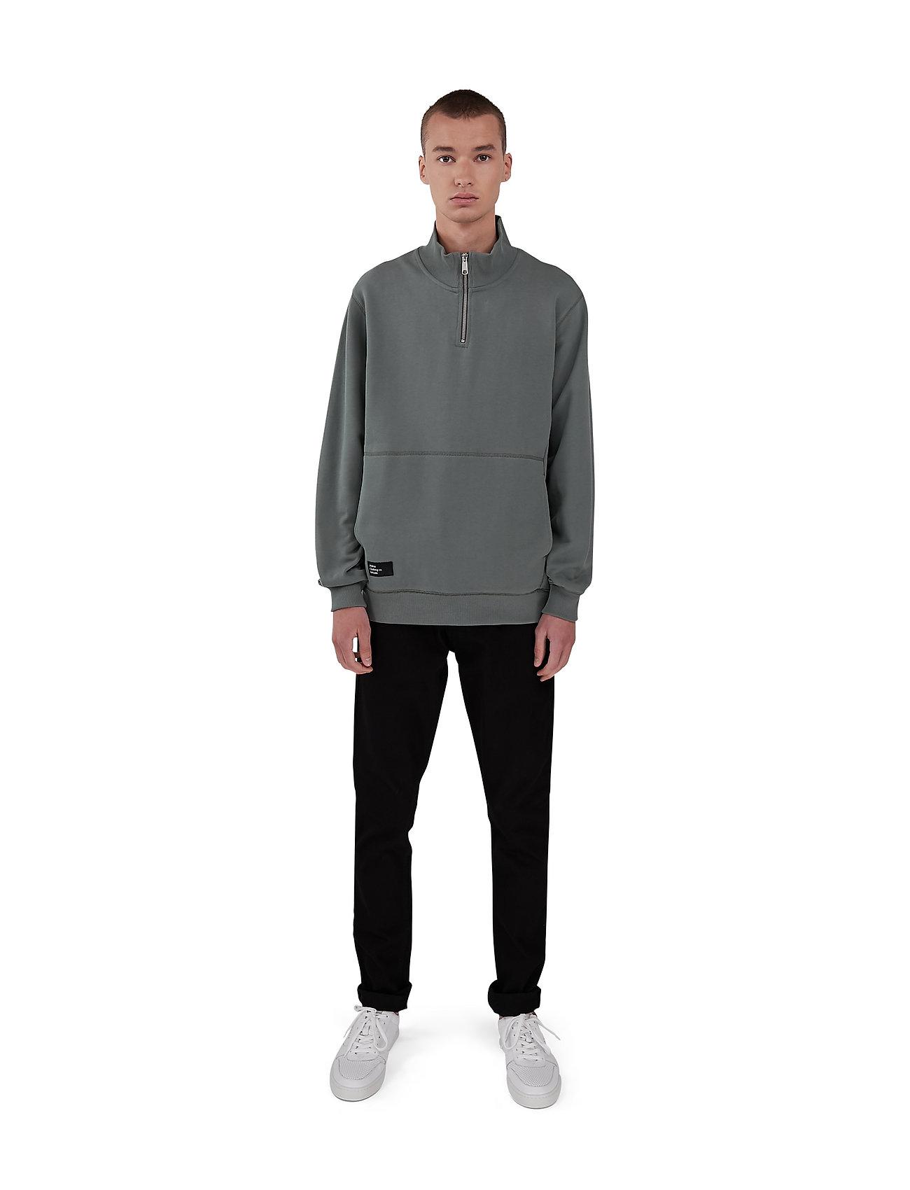 Makia - Honka Sweatshirt - sweats - thyme - 0