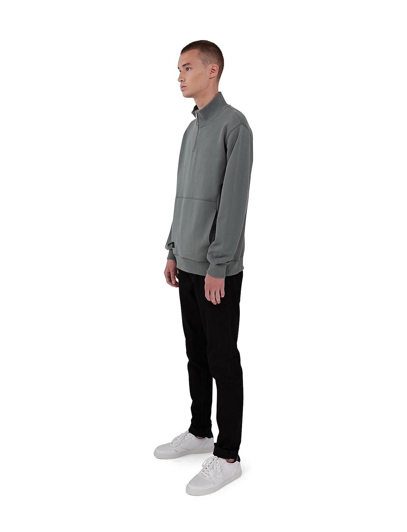 Makia - Honka Sweatshirt - sweats - thyme - 3
