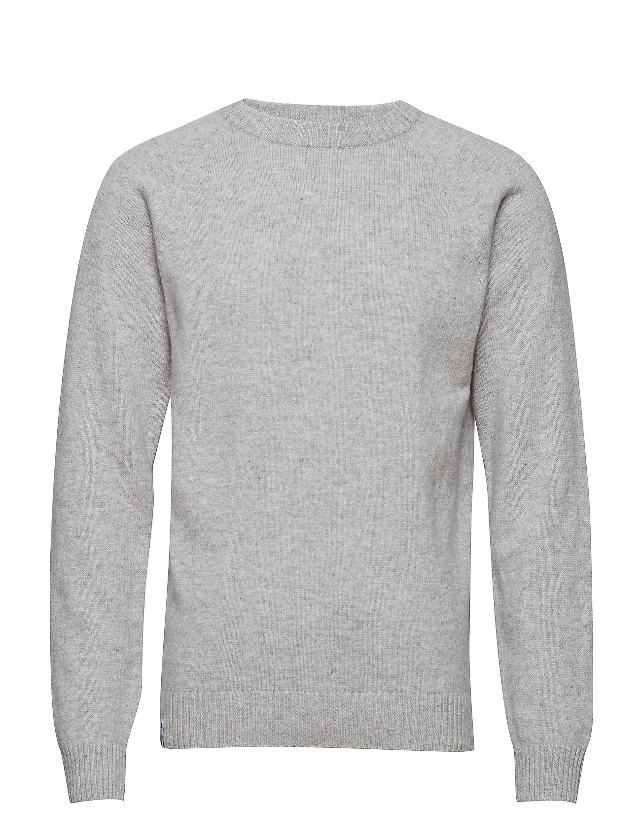 Makia KLOVHARU KNIT - LIGHT GREY