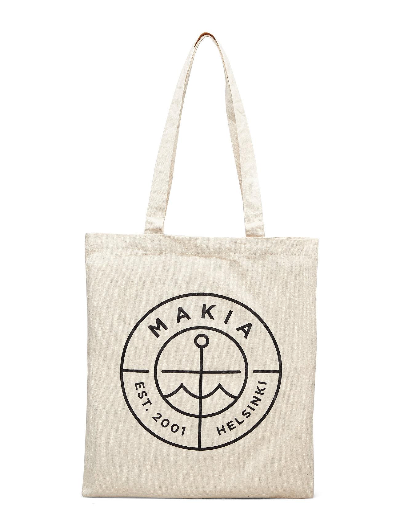 Makia Range Tote Bag - ECRU