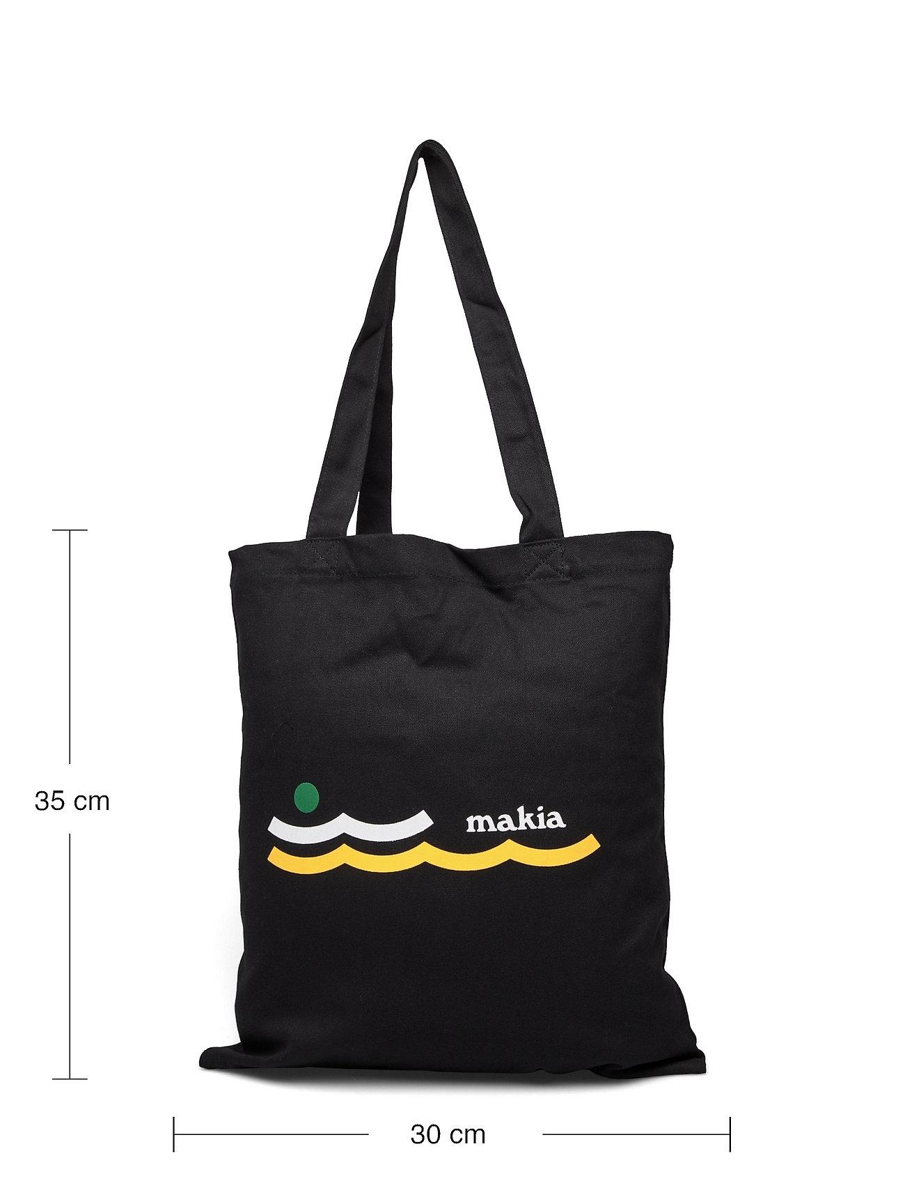 Makia - Eden Tote Bag - cabas - black - 4