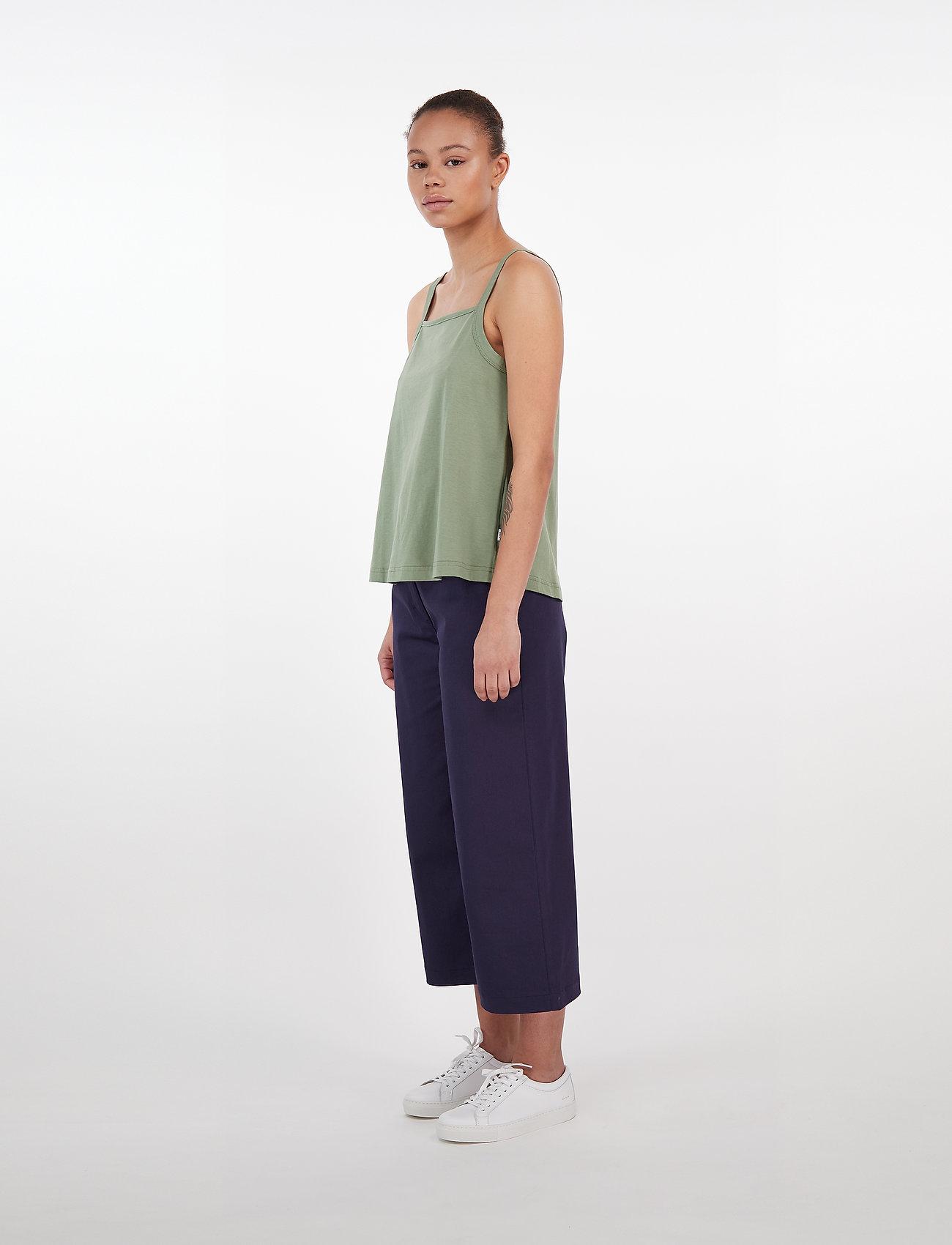 Makia Dune Top - T-shirty i zopy OLIVE - Kobiety Odzież.