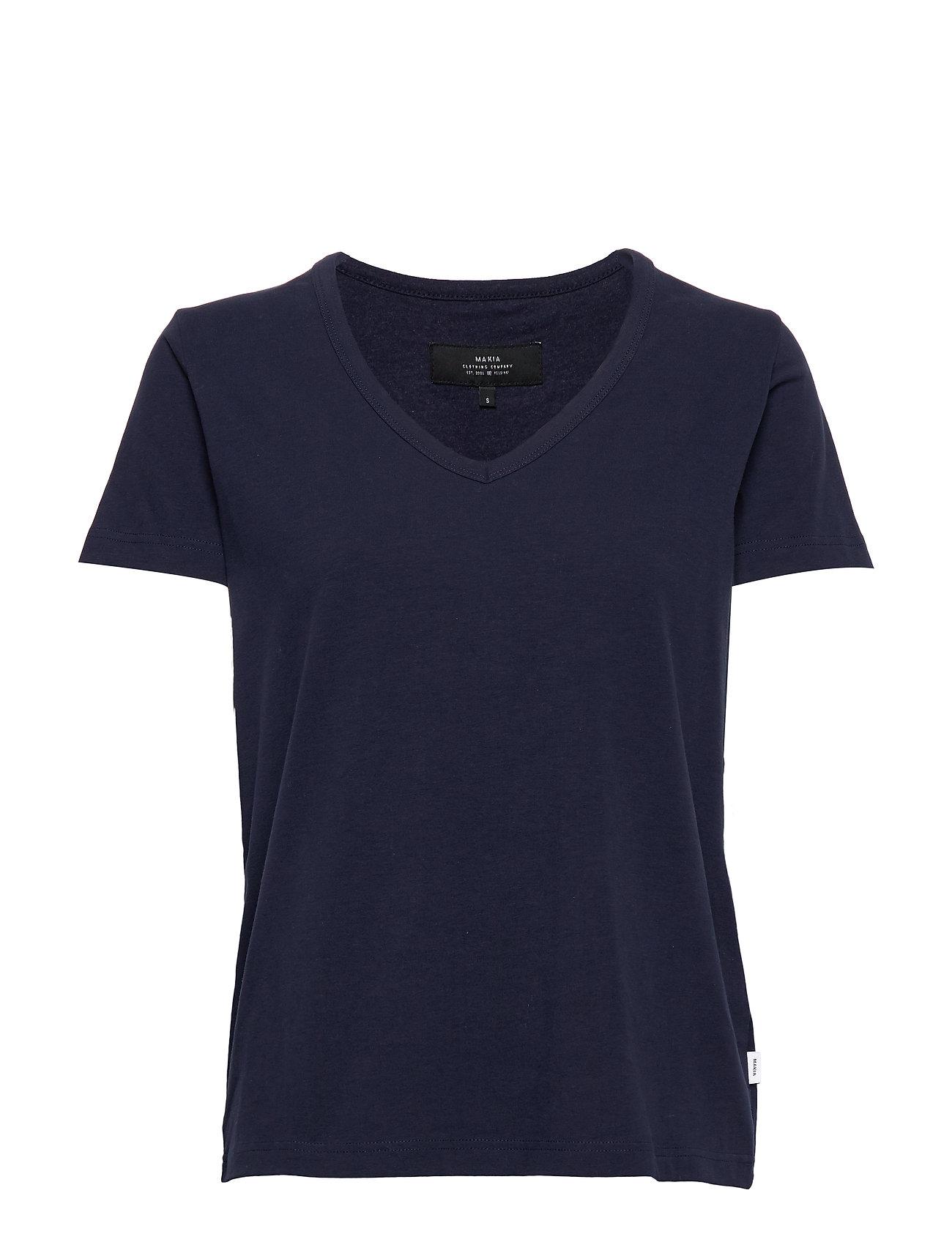 Makia Coast T-Shirt - DARK NAVY