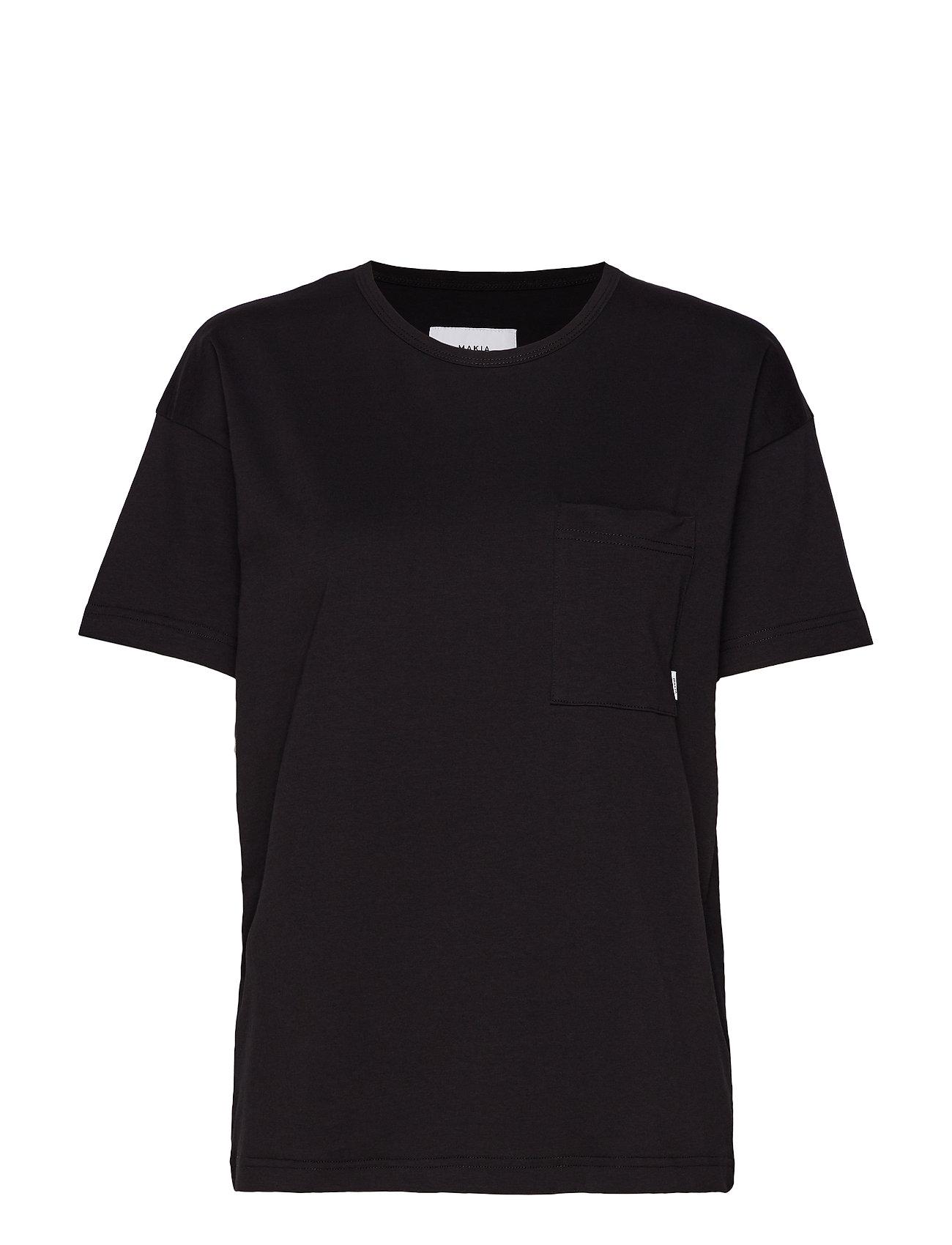 Makia Dusk T-Shirt - BLACK