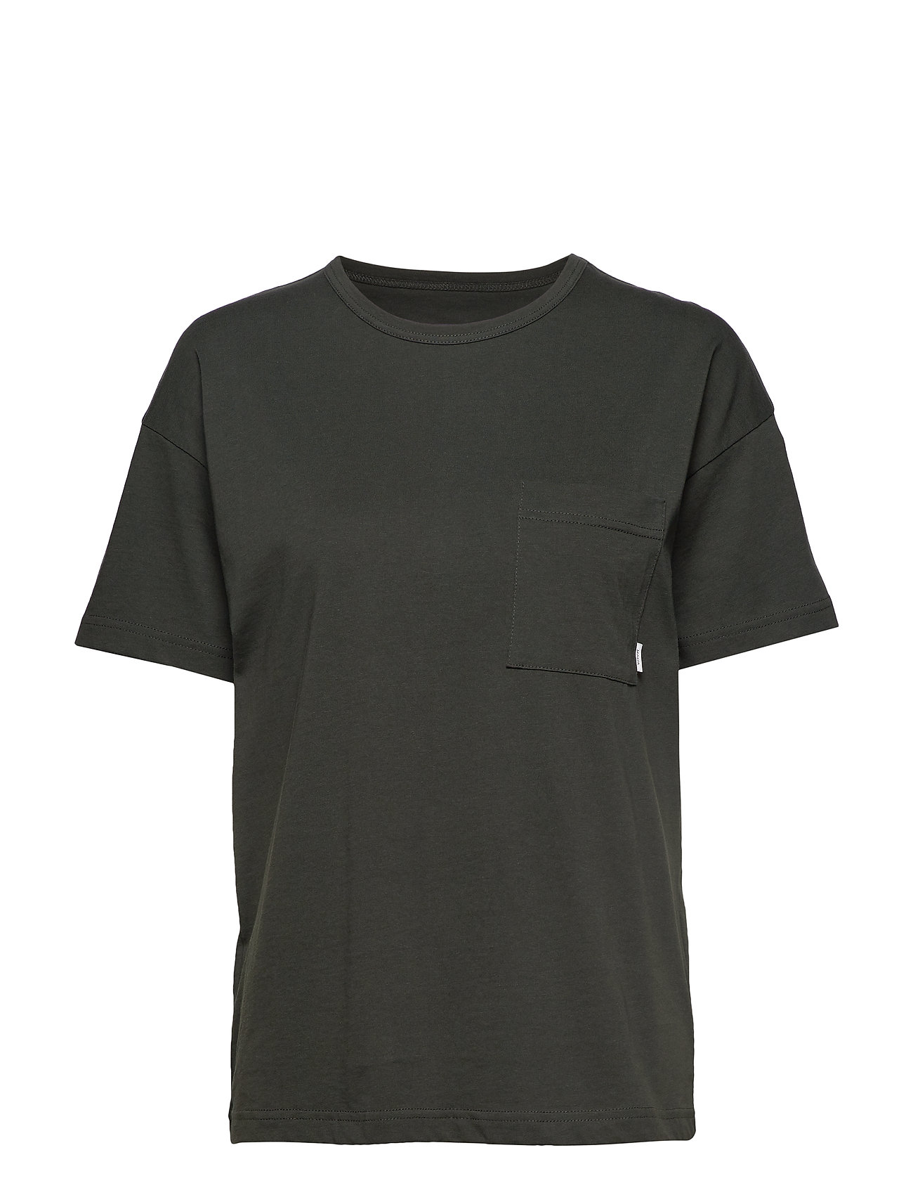 Makia Dusk T-Shirt - DARK GREEN