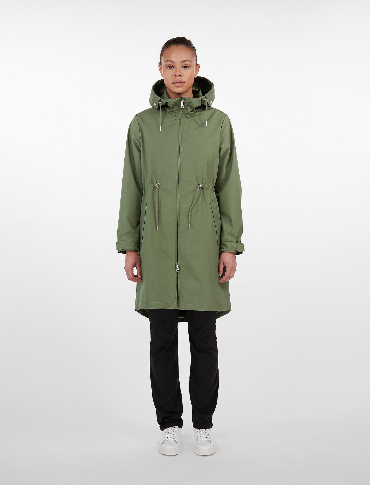 Makia - Rey Jacket - vêtements de pluie - green - 0