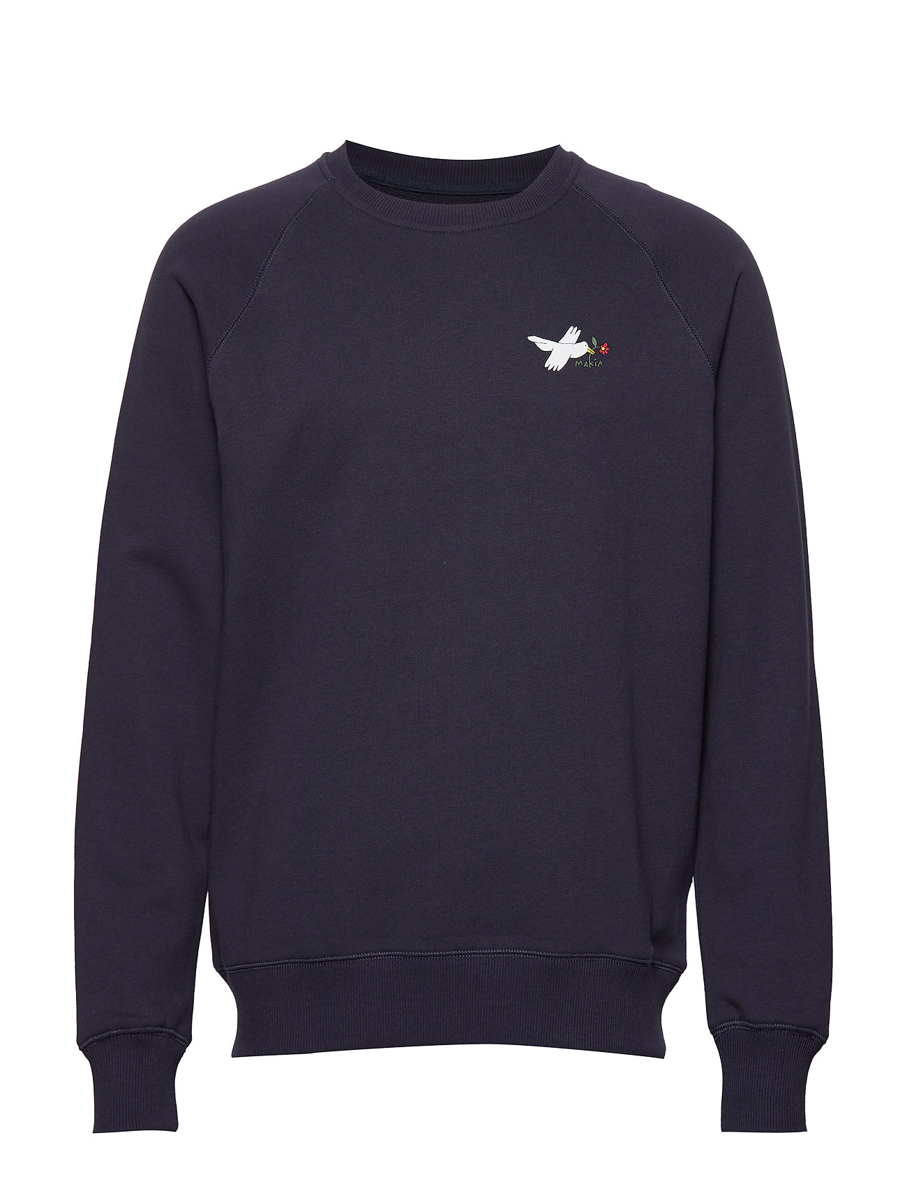 Makia Dove Sweatshirt - BLACK