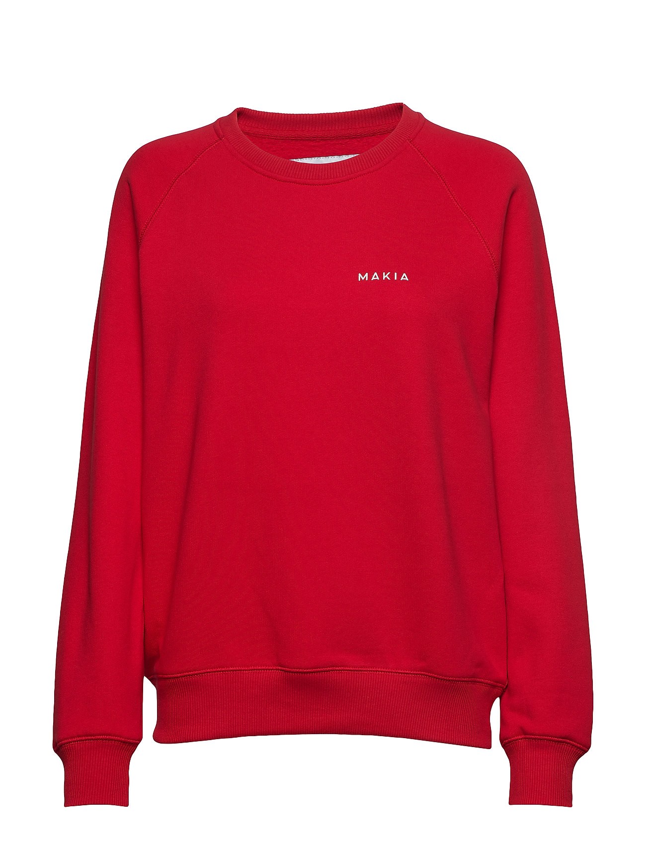 Makia Core Sweatshirt - RED