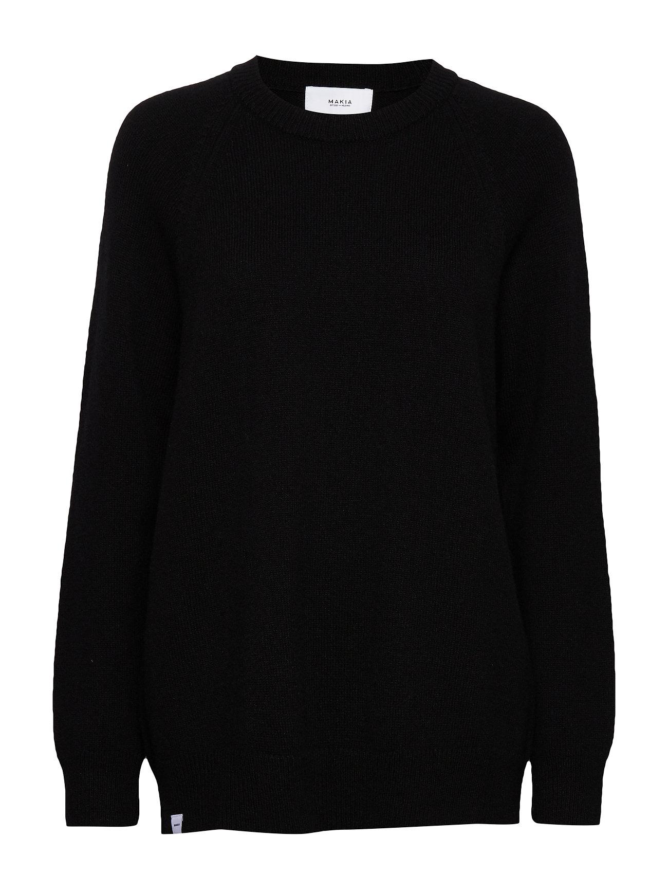 Makia Aamu Knit - BLACK