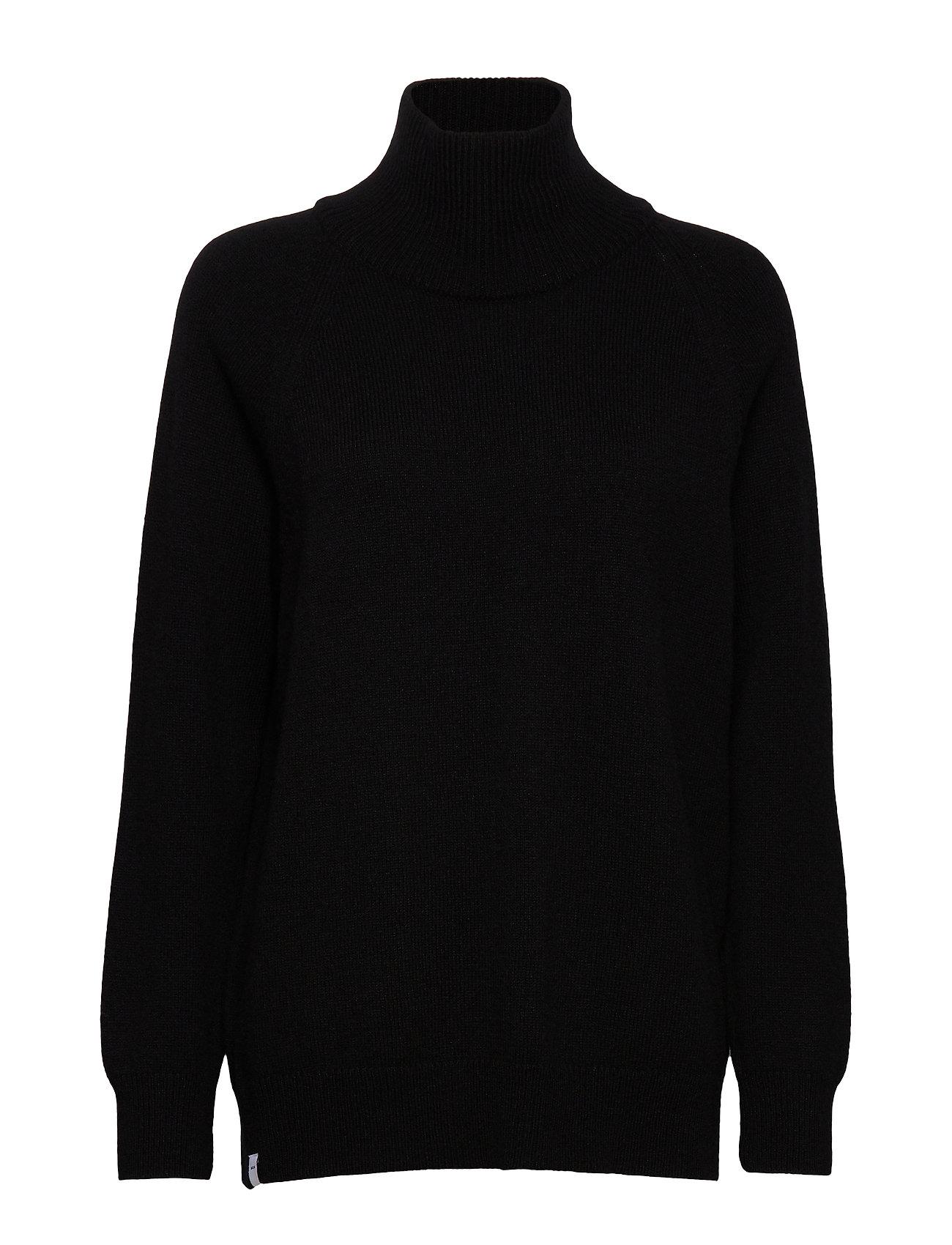 Makia Lumi Knit - BLACK