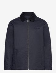 Makia - Reversible Jacket - windjassen - dark blue - 0