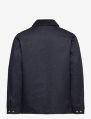 Makia - Reversible Jacket - windjassen - dark blue - 1