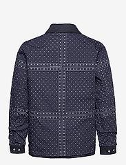 Makia - Reversible Jacket - windjassen - dark blue - 3