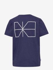 Makia - Trim T-Shirt - korte mouwen - blue - 1