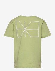 Makia - Trim T-Shirt - korte mouwen - light green - 1