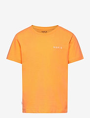 Makia - Trim T-Shirt - korte mouwen - marigold - 0
