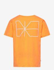 Makia - Trim T-Shirt - korte mouwen - marigold - 1