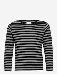 Verkstad Long Sleeve - GREY-BLACK