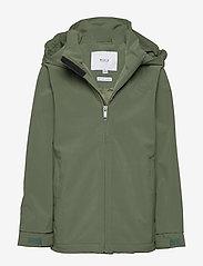 Makia - Chrono Jacket - windbreaker jassen - green - 0