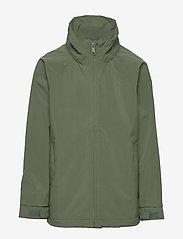 Makia - Chrono Jacket - windbreaker jassen - green - 2