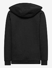 Makia - Brand Hooded Sweatshirt - hoodies - black - 1