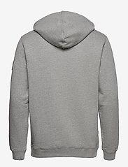 Makia - Symbol Hooded Sweatshirt - basic sweatshirts - grey - 1
