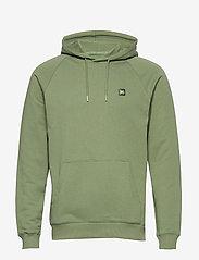 Makia - BoltonHooded Sweatshirt - basic sweatshirts - olive - 0