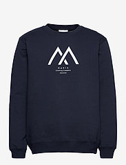 Makia - Seafarer Light Sweatshirt - truien - dark blue - 1
