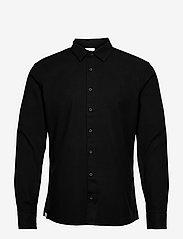 Makia - Svart Shirt - formele overhemden - black - 0