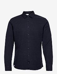 Svart Shirt - DARK NAVY