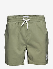 Makia - Scope Hybrid Shorts - shorts - olive - 0