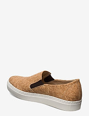 Makia - BOARDWALK - baskets slip-ons - cork - 2
