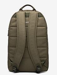 Makia - Ahjo Backpack - tassen - green - 1
