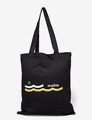 Makia - Eden Tote Bag - cabas - black - 0