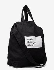 Makia - Pontus Shoulder Tote - shoppers - black - 2