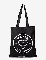 Knot Tote Bag - BLACK