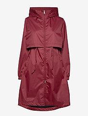 Makia - Den Jacket - manteaux de pluie - ruby - 3