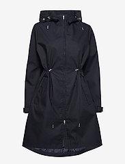 Makia - Rey Jacket - vêtements de pluie - dark navy - 4