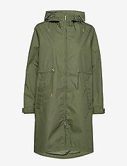 Makia - Rey Jacket - vêtements de pluie - green - 2