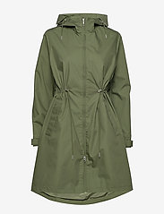 Makia - Rey Jacket - vêtements de pluie - green - 4