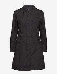 Makia - MAC - cienkie płaszcze - black - 0