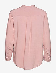 Makia - Mist Shirt - langærmede skjorter - rose - 1
