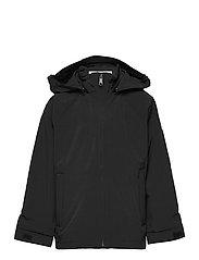 Chrono Jacket - BLACK