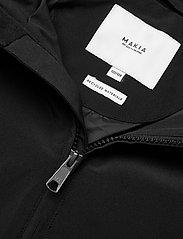 Makia - Chrono Jacket - windbreaker jassen - black - 2