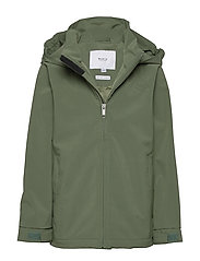 Chrono Jacket - GREEN