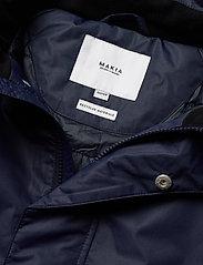 Makia - Polar Jacket - parkas - dark blue - 4