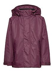 Polar Jacket - WINE