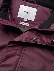 Makia - Polar Jacket - parkas - wine - 3