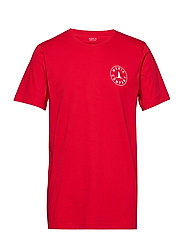 ASTERN T-SHIRT - RED