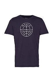 Scope T-Shirt - DARK BLUE